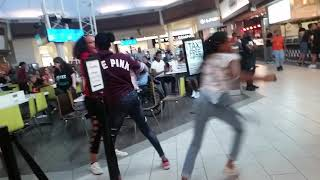 Ratchet Fight At North East Mall