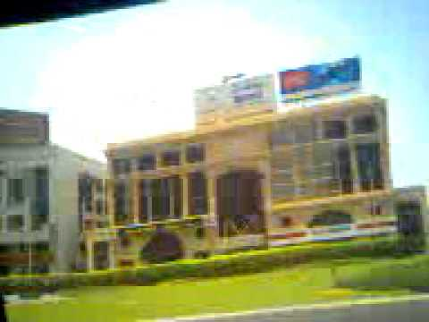 First Visit Pakistan to UAE - Shaikh Zahid Road