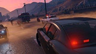 بث مباشر في لعبة حرامى السيارات 5 | Grand Theft Auto V PC