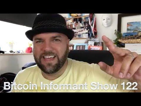 #122 - Bitcoin Rally steht noch am Anfang, Bitcoin erhöht Gefahr von Bankenpleiten & TenX ICO