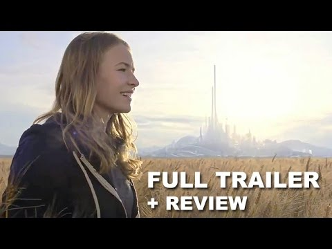 Tomorrowland 2015 Official Teaser Trailer + Trailer Review :...