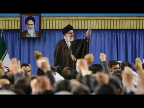 Amid nuke talks, Ayatollah says 'death to America'