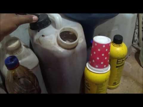 Cara Membuat MOL dan POC Air Leri Cucian Beras serta Aplikasinya untuk Pemupukan Tanaman