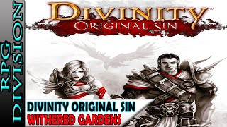 Divinity: Original Sin - Withered Gardens (Trap House) All Chests & Baron Of Bones Easy Way