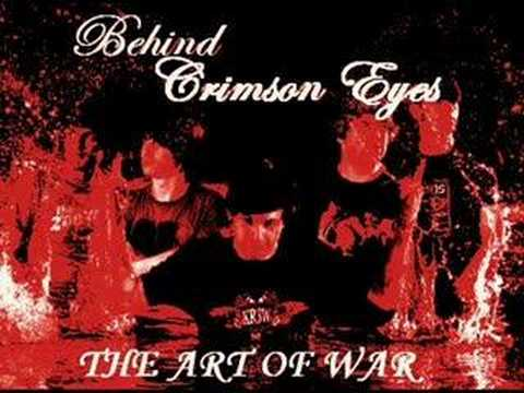 Behind Crimson Eyes - Art Of War
