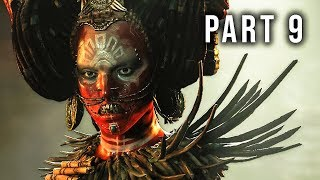 THE SKULL CAVE - Part 9 - Shadow of the Tomb Raider - Stream Gameplay (Lets Play Walkthrough)