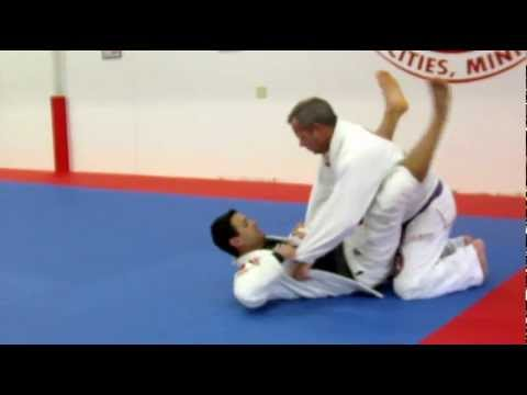 Brazilian Jiu Jitsu Video: X Guard Sweep vs Standing Guard Pass with Rodrigo Sul Image 1