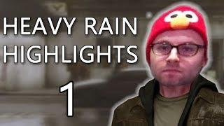Northernlion Heavy Rain Highlights 1 - WORLD'S MOST NEGLIGENT PARENTS