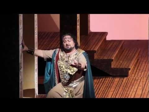 Antonello Palombi Tenor Antonello Palombi as Radames