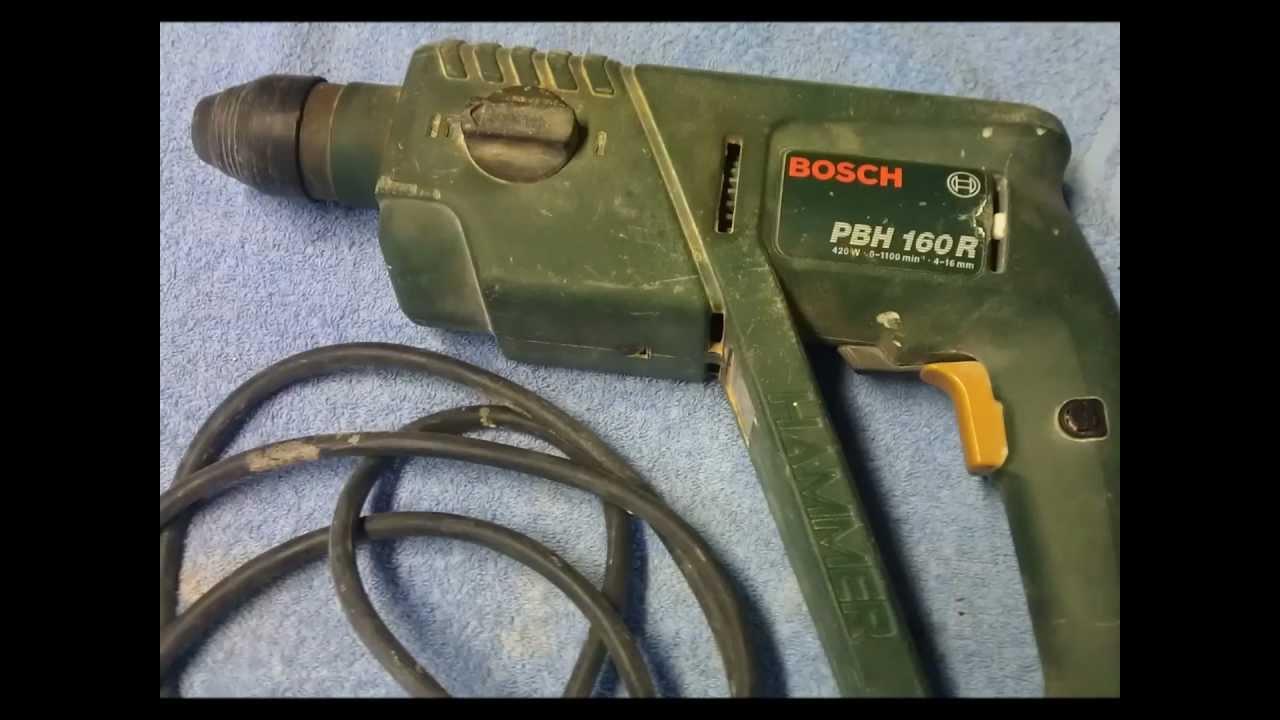 bosch bohrhammer pbh160 r boschhammer the hammer. Black Bedroom Furniture Sets. Home Design Ideas