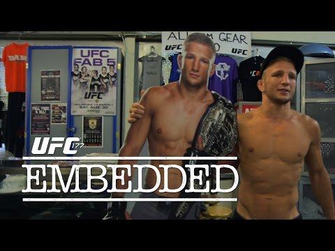 UFC 177 Embedded Vlog Series  Episode 3