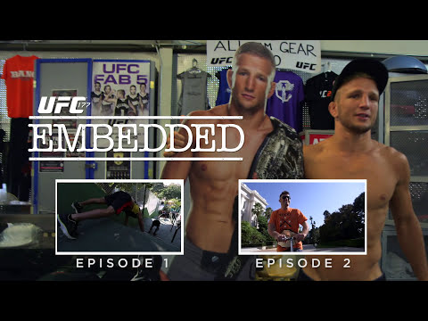 UFC 177 Embedded: Vlog Series - Episode 3