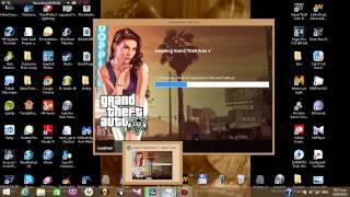 Grand Theft Auto V PC 7 Disc Installment How Long