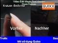 Công nghệ phục hồi vết trầy xước trên sơn xe Ôtô   Quixx