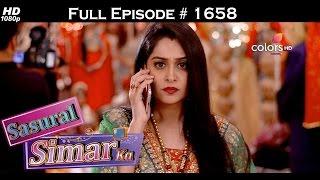 Download Sasural Simar Ka - 21st November 2016 - ससुराल सिमर का - Full Episode 3Gp Mp4