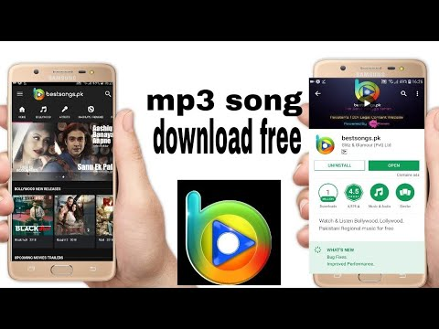 mp3 song download free for Android