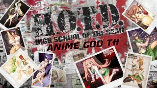 Highschool of The Dead ???????????????? ?????? 1-?? ???????? [Anime GODTH]
