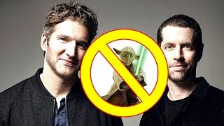 Fans Petition To Kick David Benioff and DB Weiss Out of Star Wars