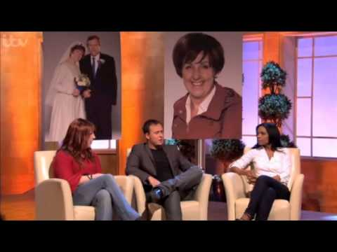 Sarah Savage and Luke Anderson on the Alan Titchmarsh Show