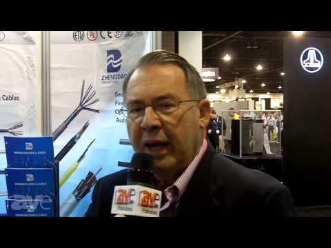 CEDIA 2013: Zhengdao Wire Features Cable Lines