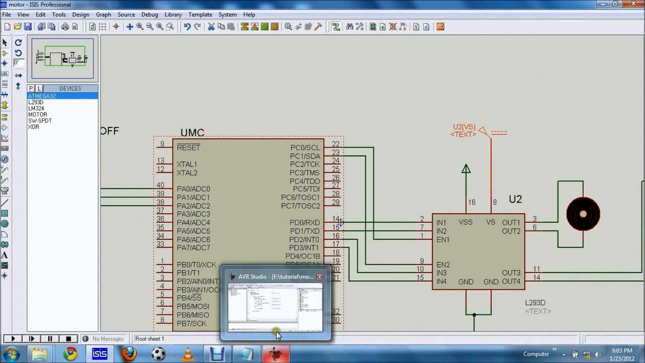 3 Microcontroller Coding And Simulation Youtube