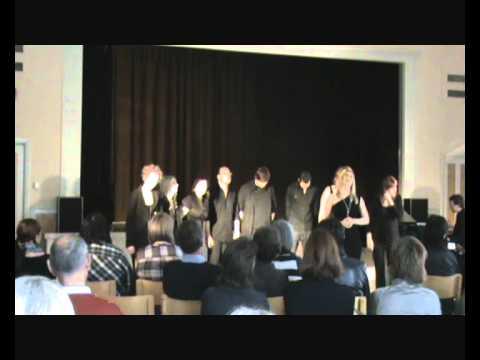 The Mrs Bighill Singers - Låt mig röra dig