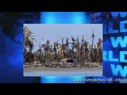 Burma Times TV Daily News 04.04.2015