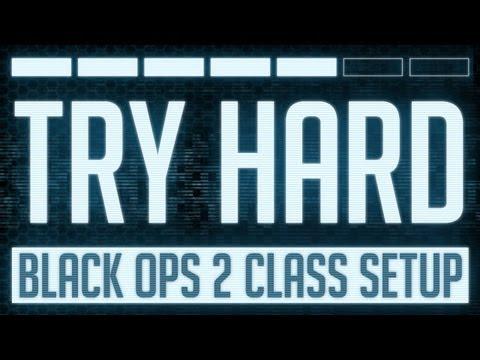Try Hard : Black Ops 2 PDW-57 Class Setup