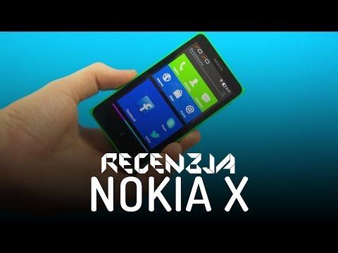 Nokia X - Recenzja - Test PL