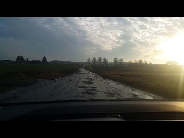 Droga gminna Czaple - Terma (gmina Żukowo)
