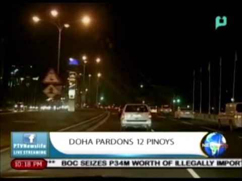 NewsLife: Doha pardons 12 Pinoys || July 24, 2015