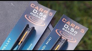 Drennan Carp 5 Pole rigs