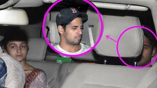 Alia Bhatt And Siddharth Malhotra Dating Confirmed
