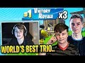 Mongraal Shows Why His Trio is the BEST in the World...
