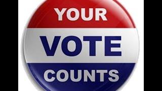 ImageCast voter instructions