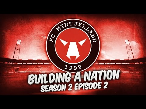 Building A Nation - S2-E2 The Battle Of Zagreb! | Football Manager 2016
