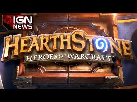 Hearthstone Player Count Soars, Plans Android Release - IGN News