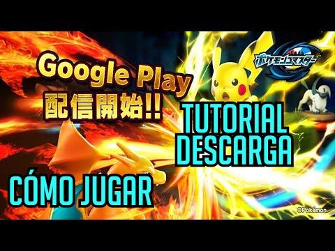 POKÉMON COMASTER | DESCARGAR Y CÓMO JUGAR!! (Gameplay)