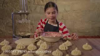 аппарат для лепки хинкали Georgian dumplings ხინკალი