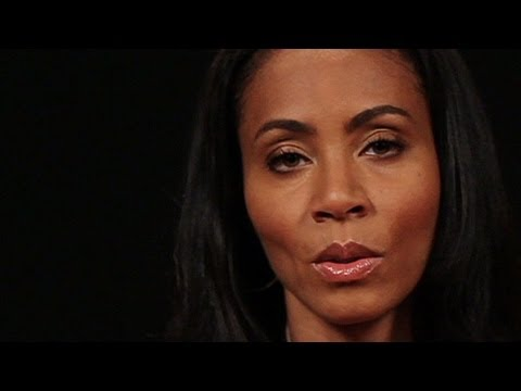 Cnn Red Chair: Jada Pinkett Smith video