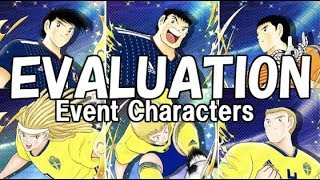 (Captain Tsubasa Dream Team) OMG!! AKAI IS A BEAST!! THIS IS WHY! Event Character Evaluation!