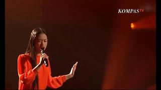 "Momen Haru Pengumuman Claudia Juara Pertama ""The Voice of Germany"""