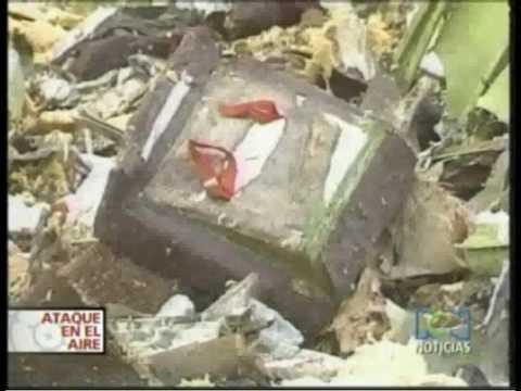 Explosión Avianca HK-1803, vuelo 203 - 20 años (RCN TV - 1