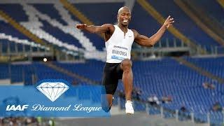 Art of Long Jump - IAAF Diamond League