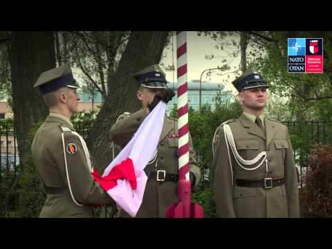 SPOT Szczyt NATO W Warszawie