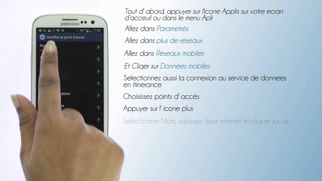 Comment avoir internet avec lycamobile - Achat internet belgique ...