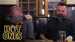 Sean Evans and Chili Klaus Eat the Carolina Reaper, the World