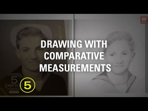 Use Comparative Measurements to Improve Your Drawing Accuracy