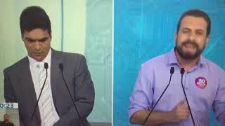 Debate Record: Daciolo coloca Haddad no seu lugar!