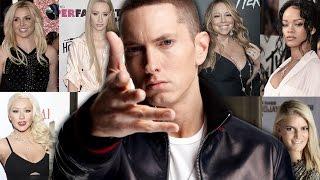 Eminem Video - 15 Celebs Dissed By Eminem